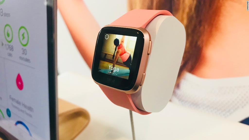 Fitbit Versa, per una vita più sana
