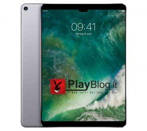 mockup di iPad PRO