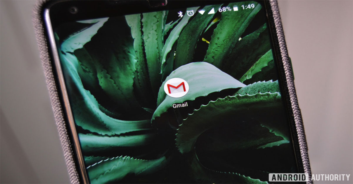 Nuovo look per Gmail