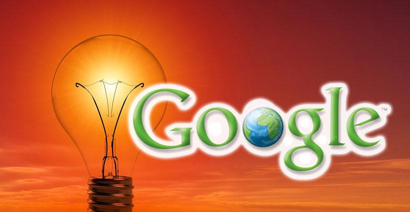 Google verso l'energia sostenibile