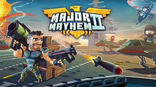 Major Mayhem 2, disponibile da oggi nell'Apple Store