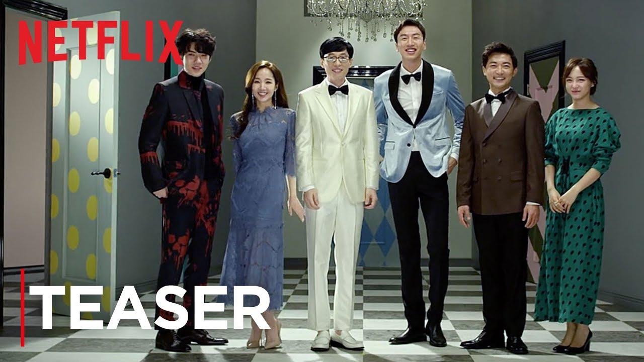 Arriva Busted! serie tv Originale Netflix, con un nuovo episodio a settimana