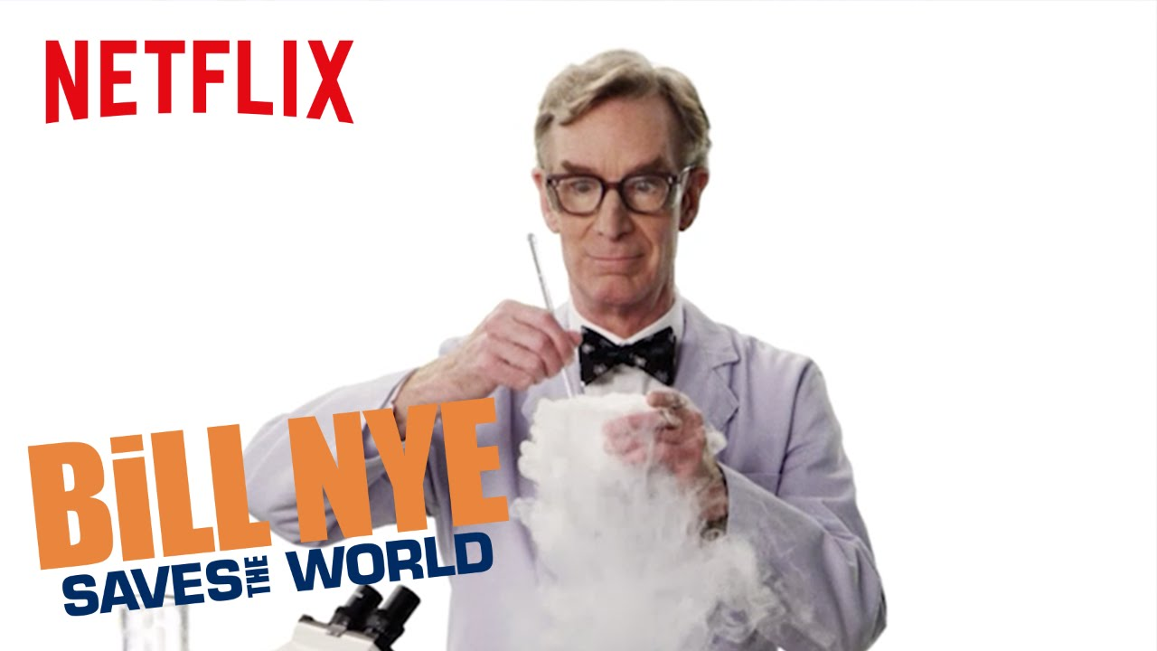 Bill Nye saves the world – Serie TV – Stagione 3