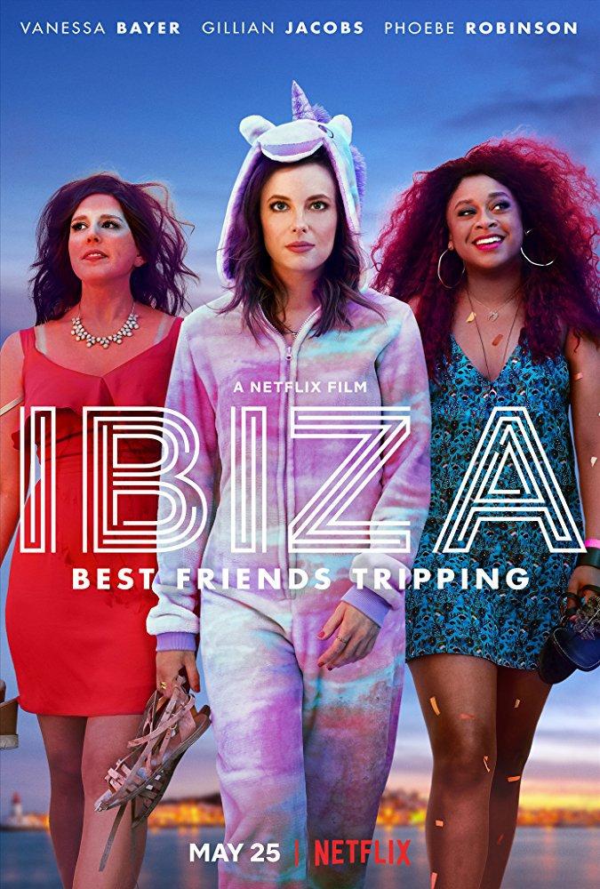 IBIZA – Film – Netflix