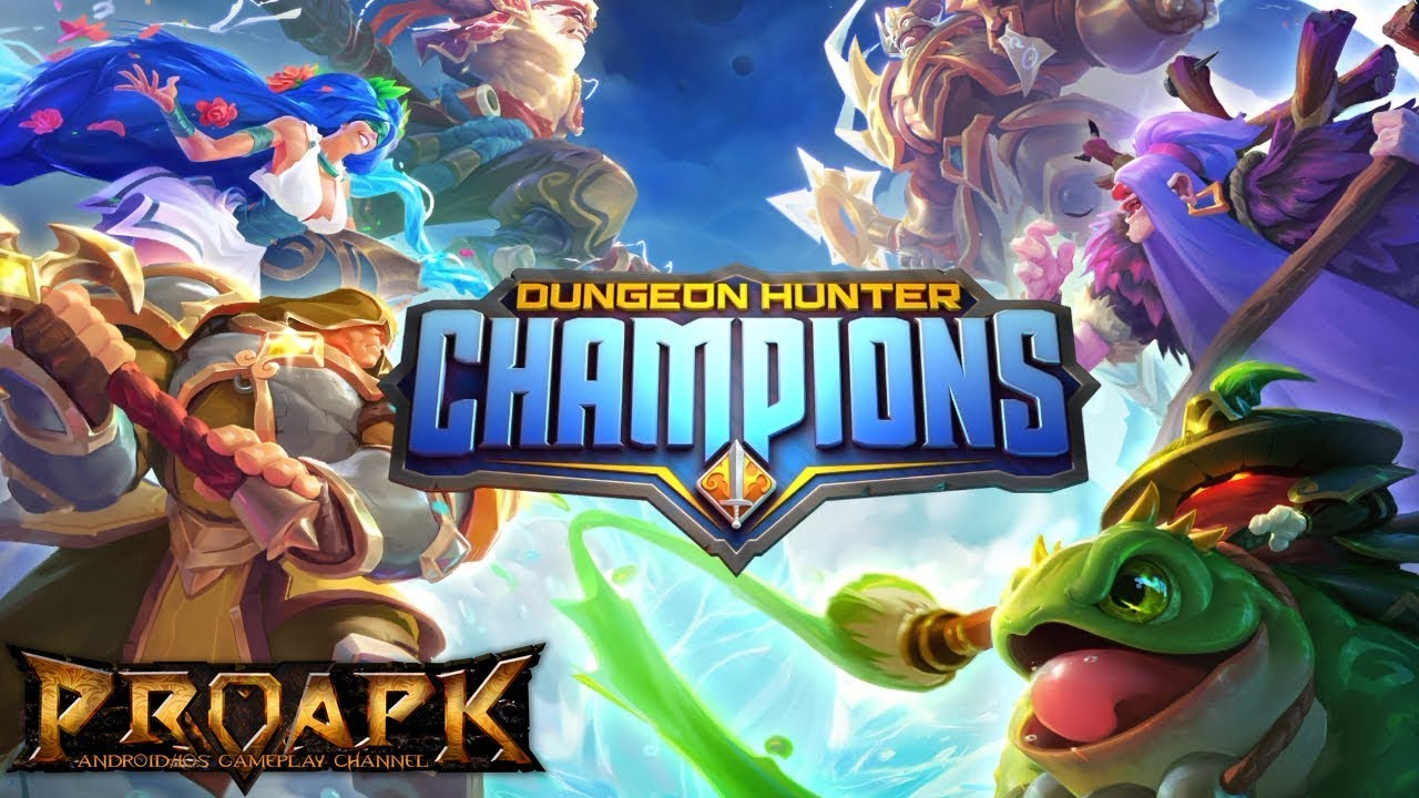 Dungeon Hunter Champions – PC, Playstation, Xbox, Android, iPhone