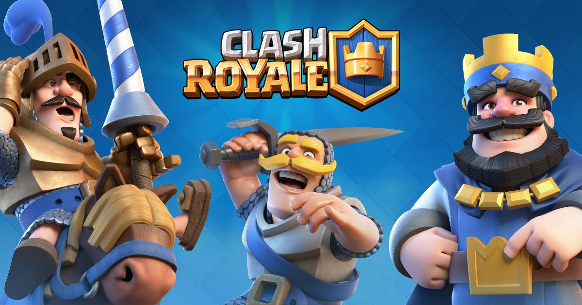 Clash Royale continua a fare impazzire il pubblico