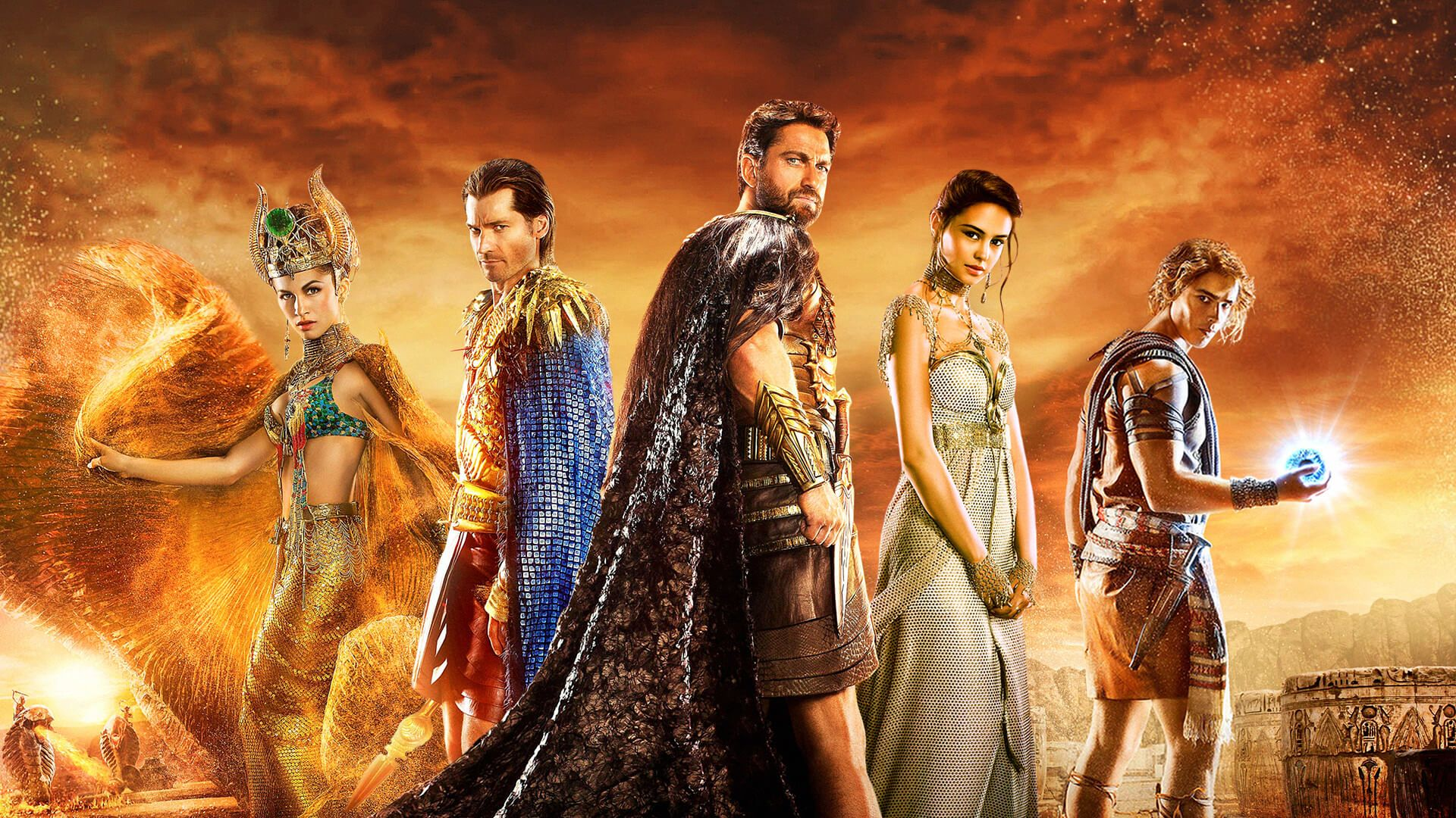 Gods of Egypt Film disponibile su Netflix – PlayBlog.it