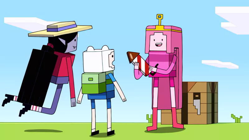 minecraft-adventure-time-arriva-un-episodio-su-cartoon-network