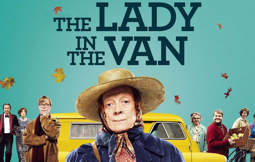 su-netflix-disponibile-the-lady-in-the-van
