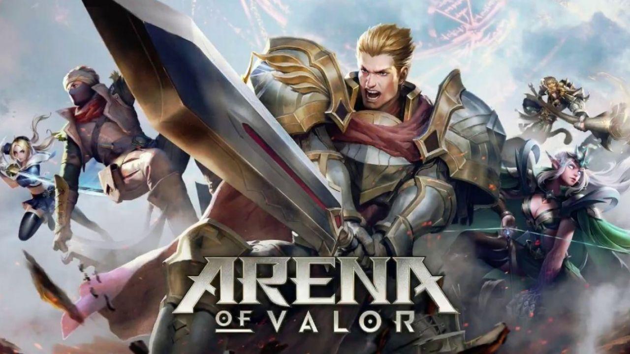 Arena of Valor il MOBA perfetto per iOs e Android