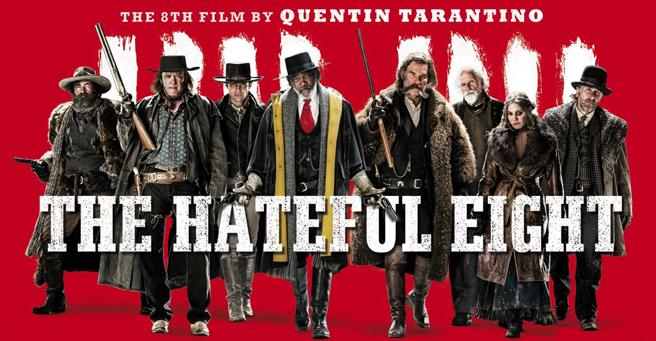 The Hateful Eight – Film in uscita l'11 Maggio su Netflix