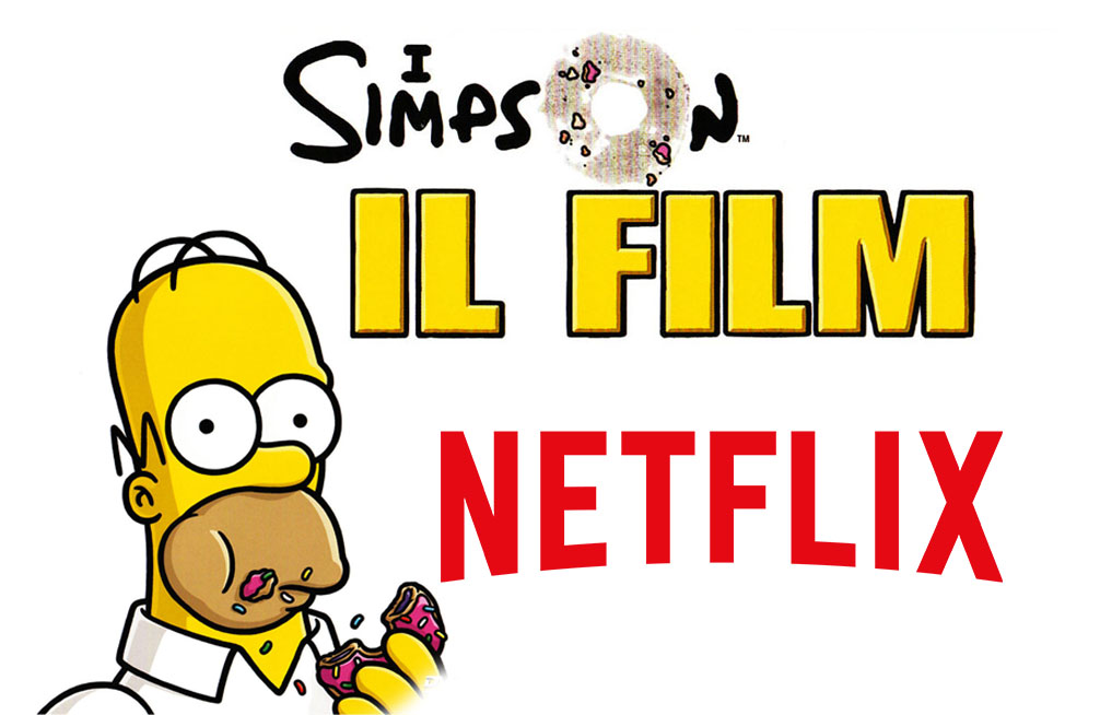i-simpson-il-film-disponibile-su-netflix