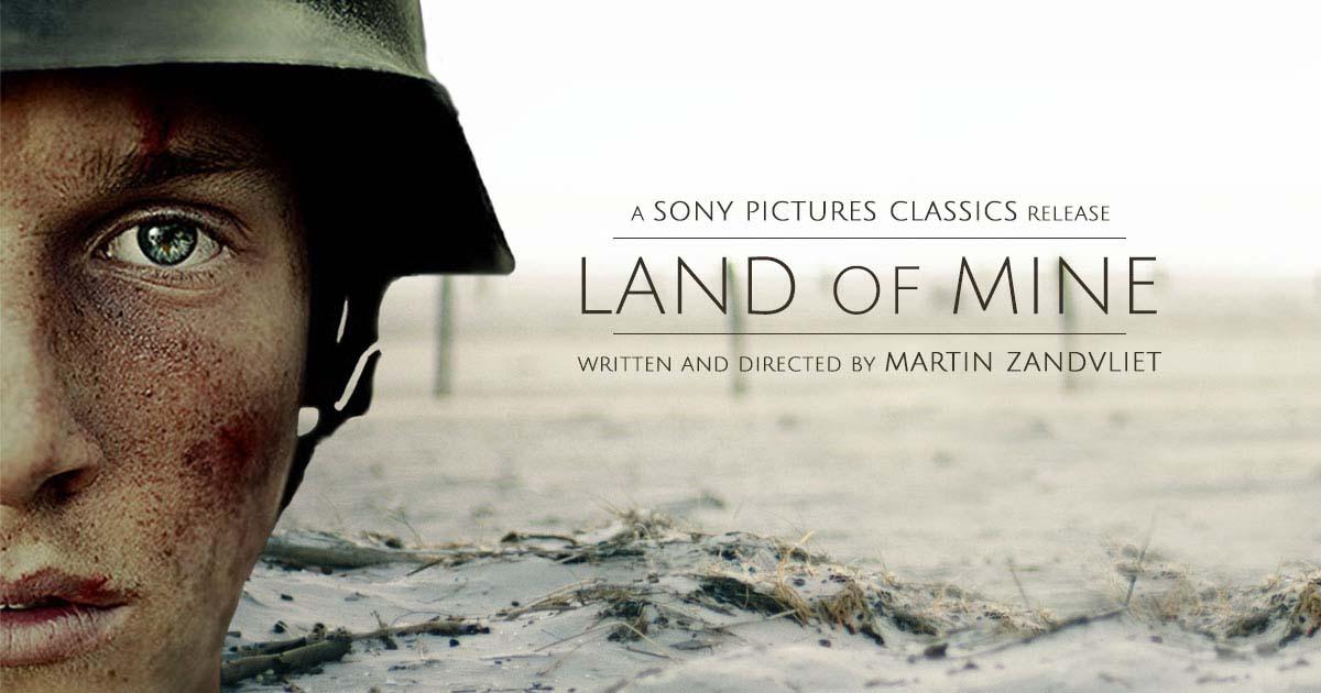 Land of Mine – Sotto la sabbia disponibile su Netflix