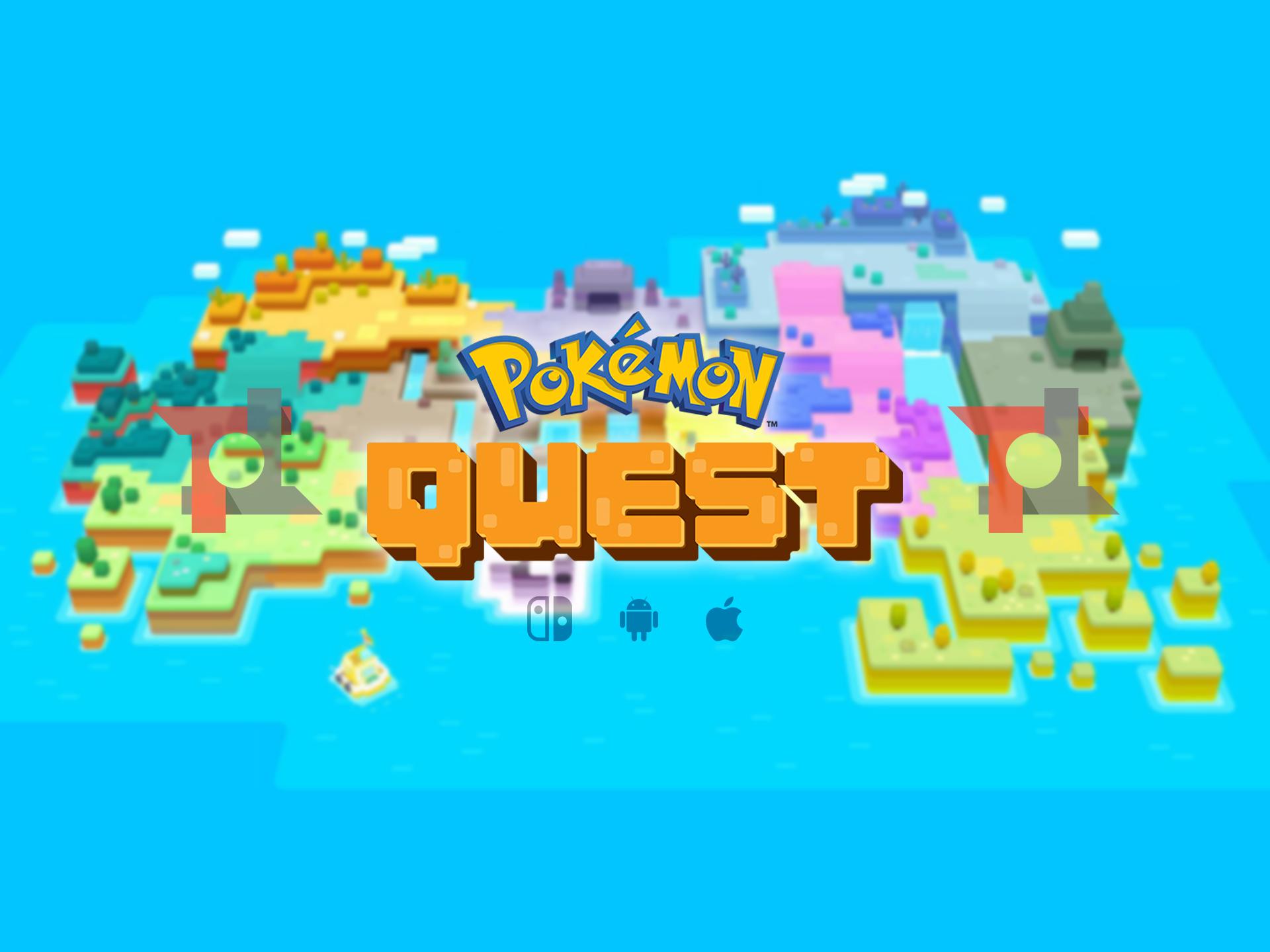 Pokémon Quest finalmente su Apple Store!