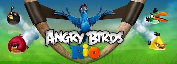 Angry birds rio – Un gioco con poteri unici su App Store