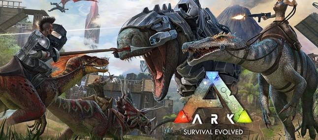 Ark: survival e dinosauri arrivano sul mobile