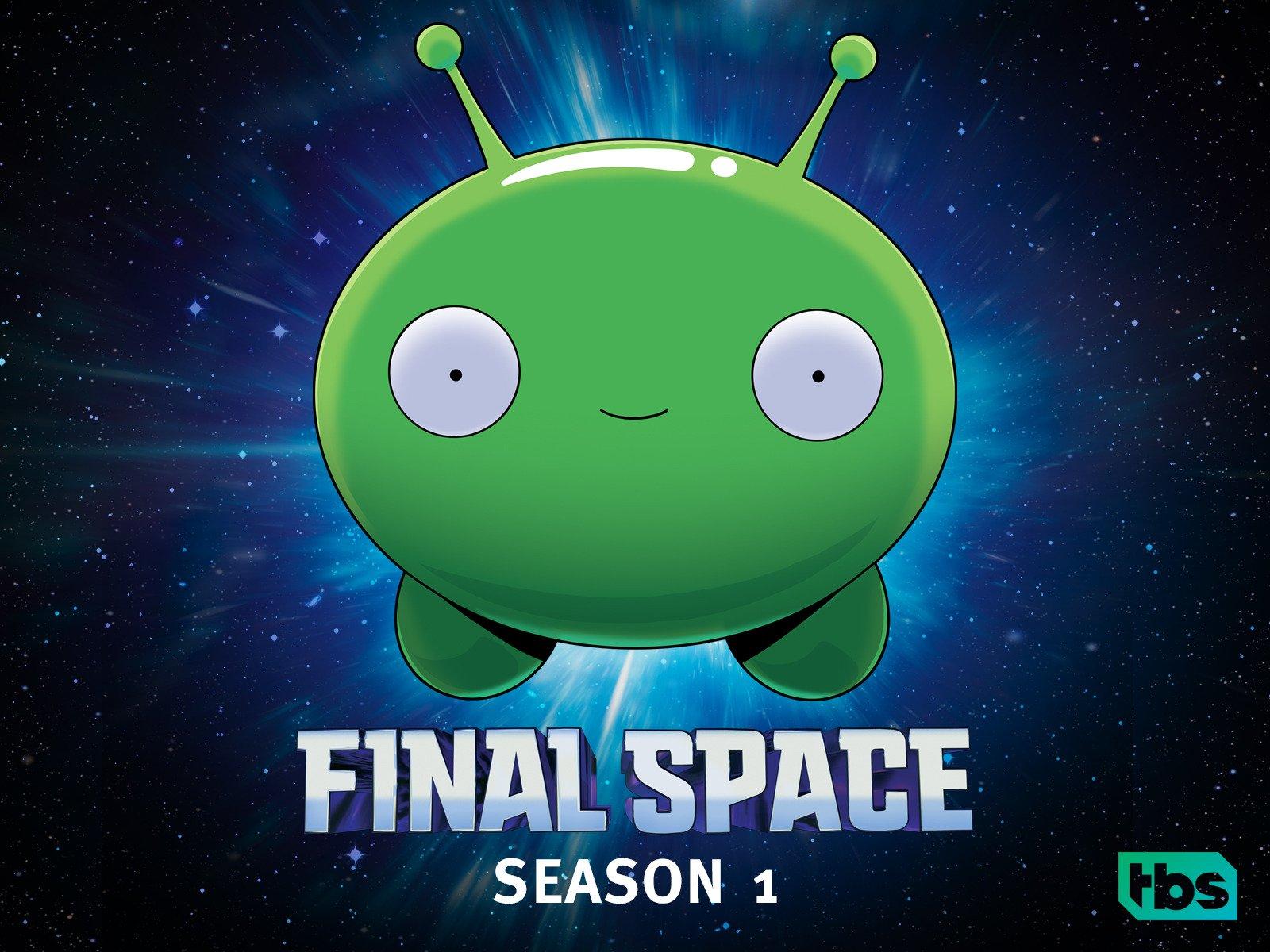 Final Space – Stagione 1 dal 20 luglio su Netflix