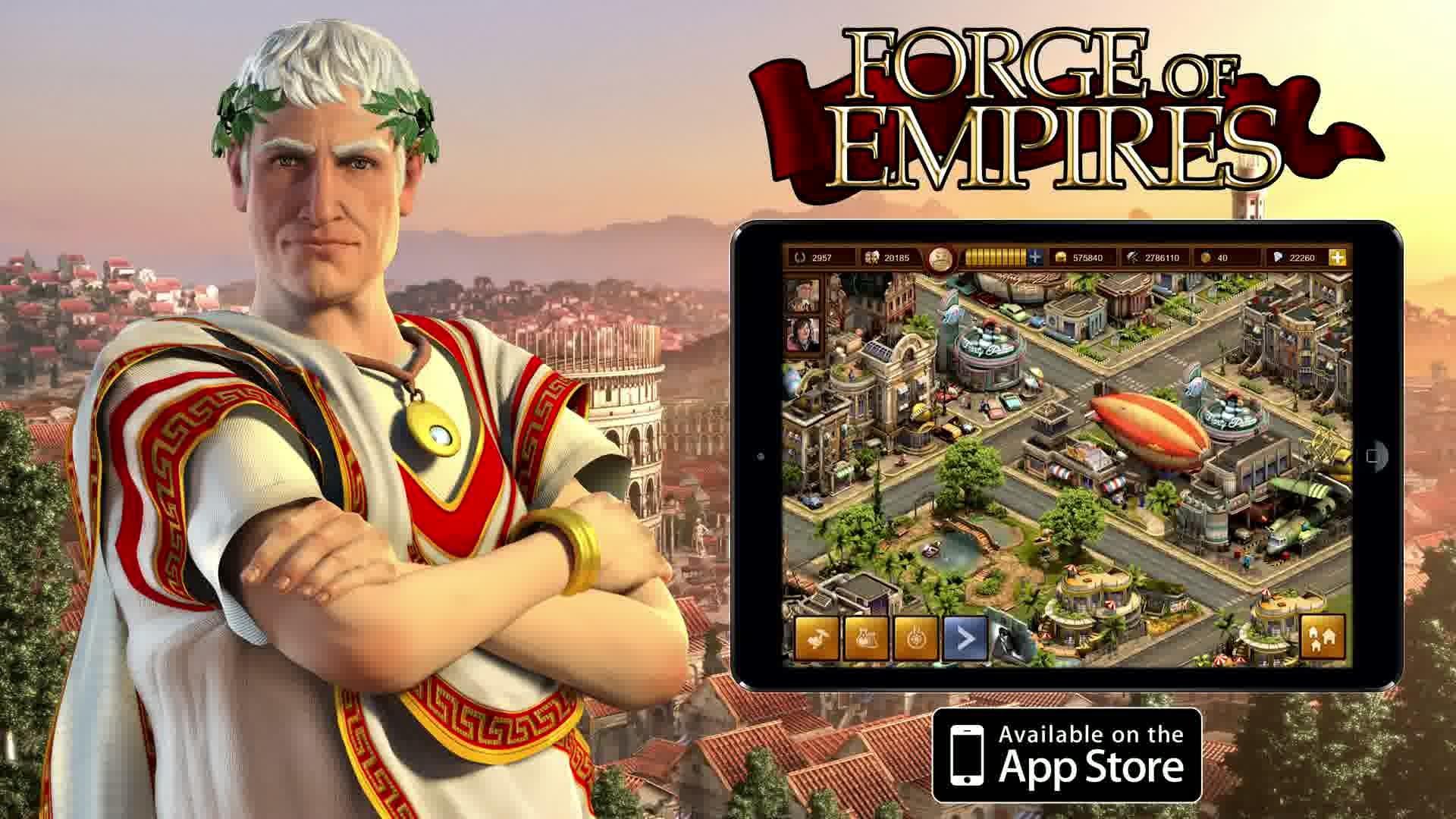 Forge of Empires – Gioco di strategia iOS