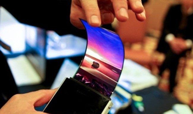 Samsung Galaxy X il primo Smartphone pieghevole