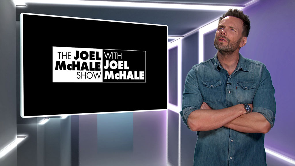 Joel Mchale Show With Joel McHale Parte 2 su Netflix