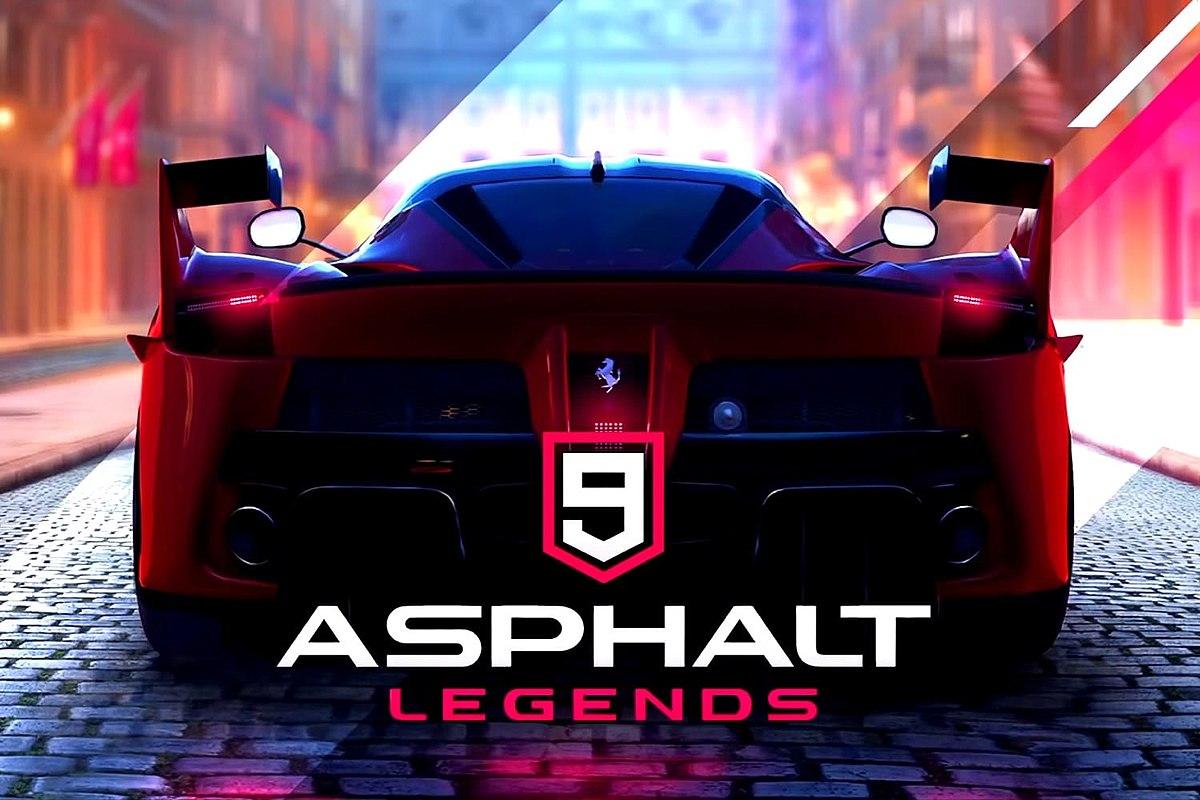 Asphalt 9 Legends, miglior racing game su mobile