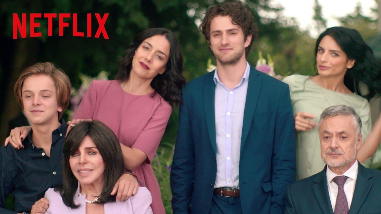 Disponibile da oggi su Netflix La casa de las flores
