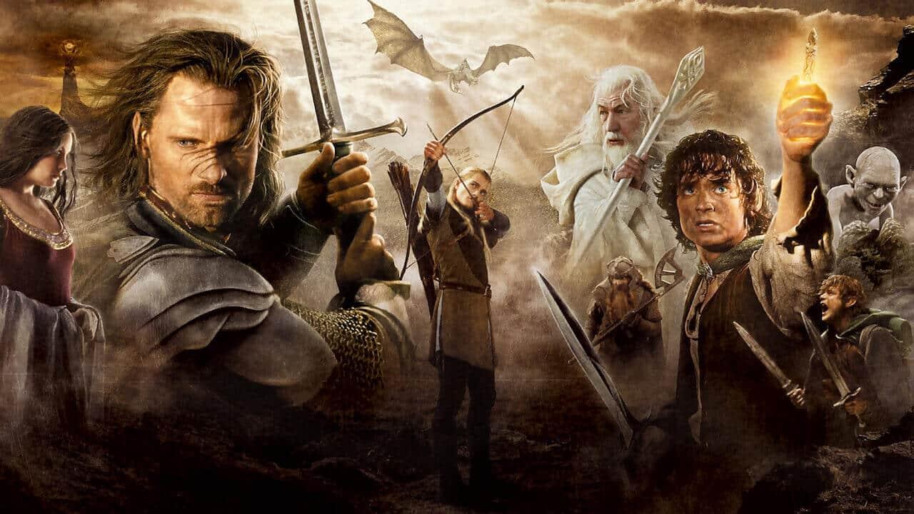 Su Netflix riparte il viaggio con Il Signore degli Anelli – La Compagnia dell'Anello