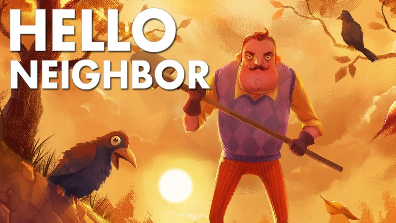Hello Neighbor disponibile per iPhone su AppStore