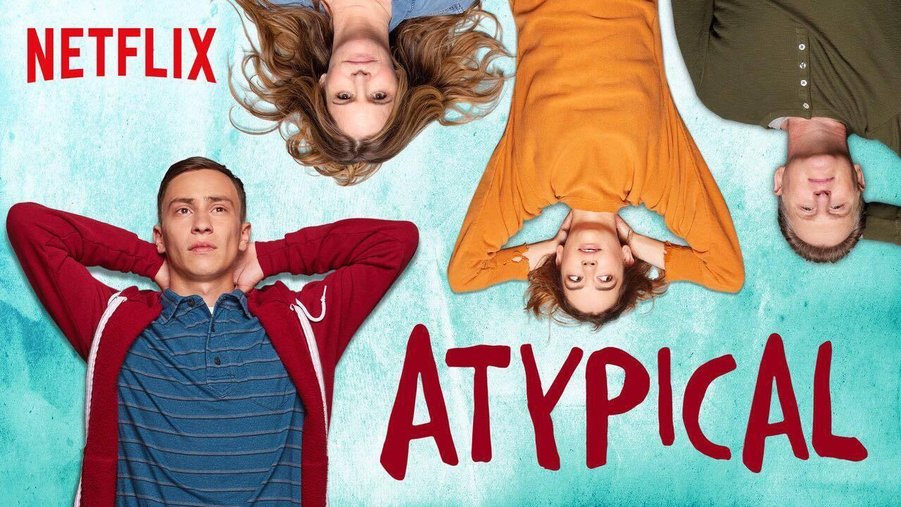 Atypical Seconda Stagione disponibile su Netflix