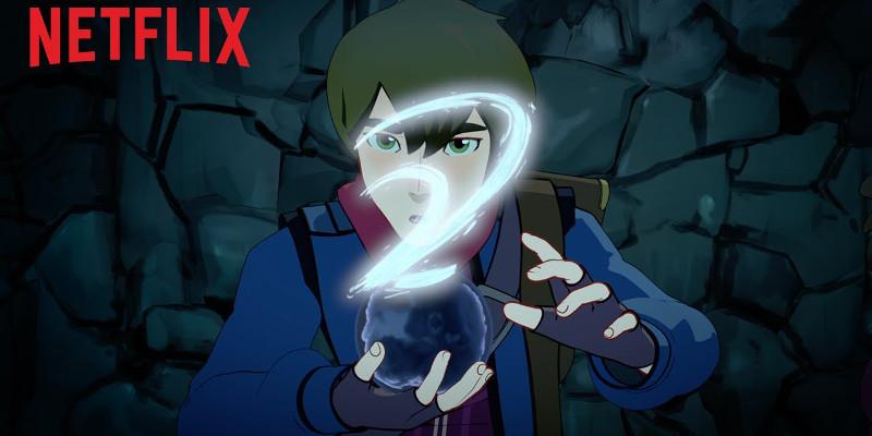 Il principe dei draghi: l'ultimo spettacolo Netflix
