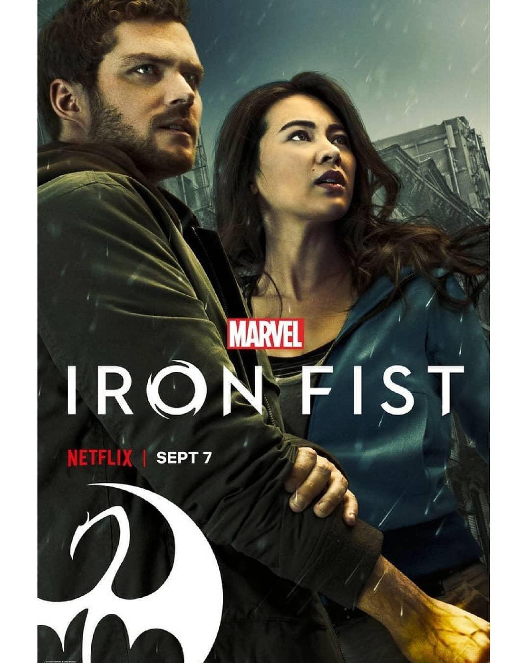Iron Fist : Stagione 2 in arrivo il 7 settembre
