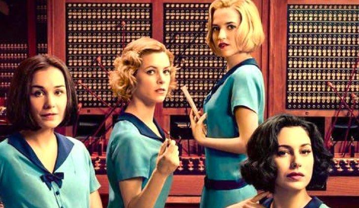 Le ragazze del centralino disponibile la terza stagione su Netflix