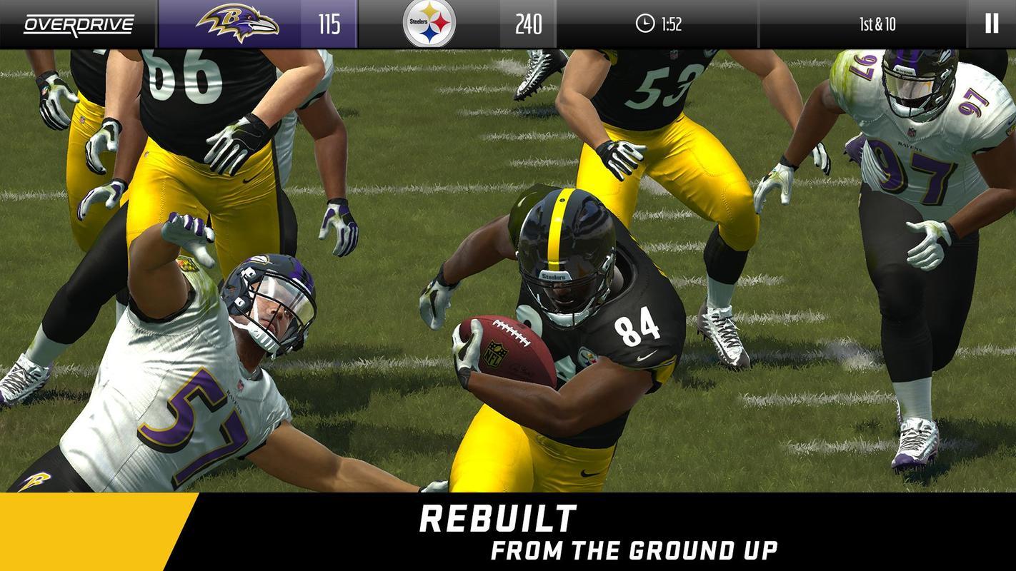 EA lancia anche elementi tattici, con Capitani e Allenatori che influenzano la corsa e passano le giocate che puoi chiamare.