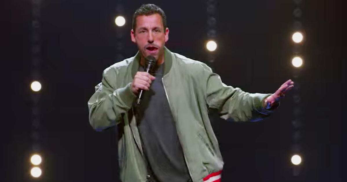 """Adam Sandler ritorna in stand-up con """"100% Fresh"""" di Netflix"""