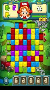 Su Toy Blast le possibilità sono infinite e il tuo talento nel risolvere rompicapi sarà decisivo per vincere alla grande.