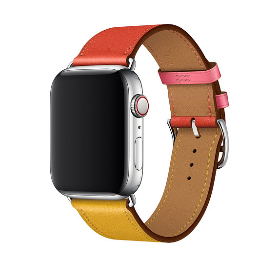 Le due nuove band Hermes per Apple Watch