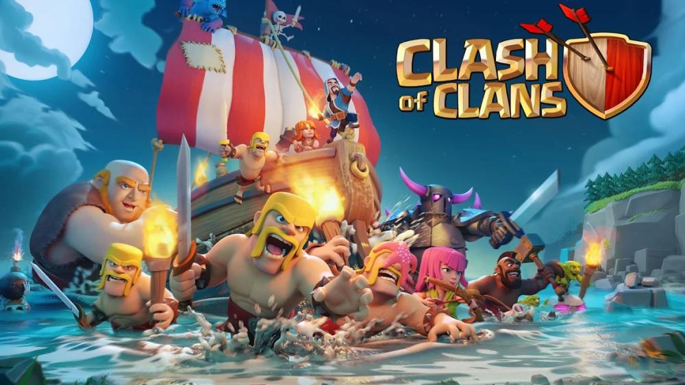 Clash of Clans Unisciti a milioni di giocatori in tutto il mondo mentre costruisci il tuo villaggio, costruisci un clan e gareggia nell'epico Clan Wars!
