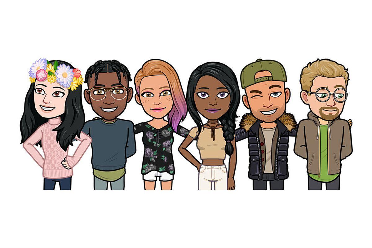 Snapchat e i nuovi Profili d'amicizia