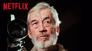 Novembre Netflix Nell'ultimo giorno di vita un leggendario regista si affretta a completare un nuovo progetto, pensando alla sua eredità, in questo complesso film di Orson Welles.