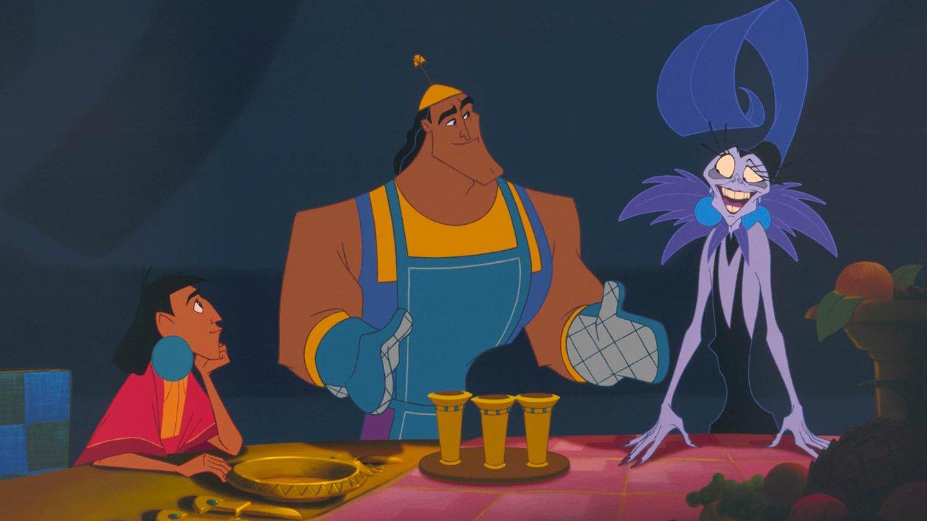 Arriva su Netflix il Film Le follie dell'Imperatore