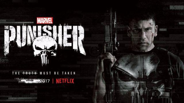 Marvel's The Punisher – Serie TV Netflix