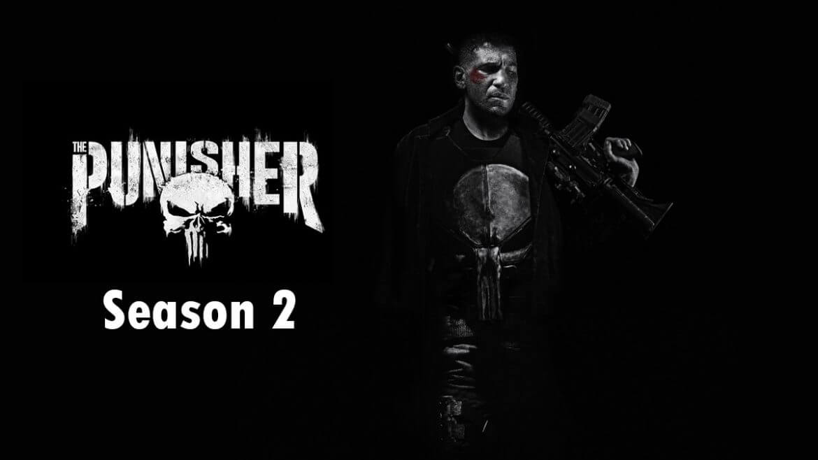 The Punisher 2 Stagione 2 finalmente su Netflix!