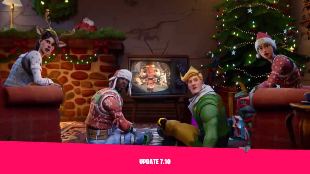 Patch Fortnite 7.10 Patch Fortnite 7.10 Disponibile ora con 14 giorni di Fortnite, Gameplay per iPad Pro 60fps, miglioramenti della modalità creativa e altro