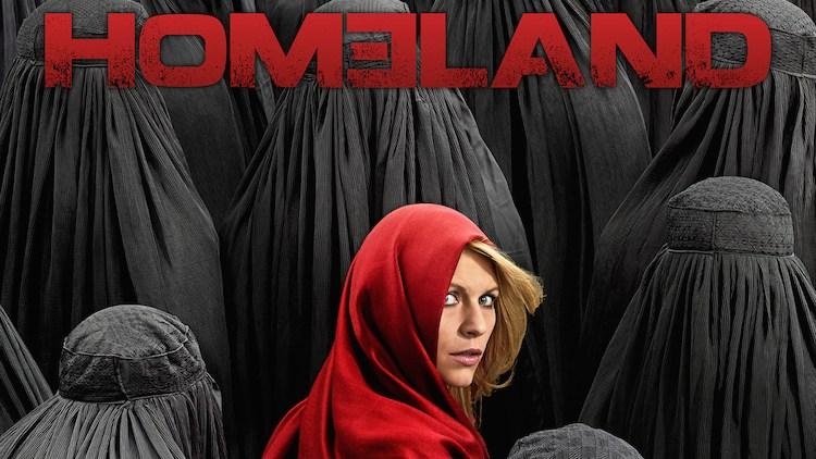 Claire Danes as Carrie Mathison in Homeland (Season 4, Key Art). - Photo: Jim Fiscus/SHOWTIME - Photo ID: HomelandS4_keyart_01B.R