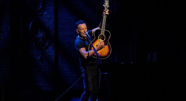 Springsteen on Broadway – Un film Netflix