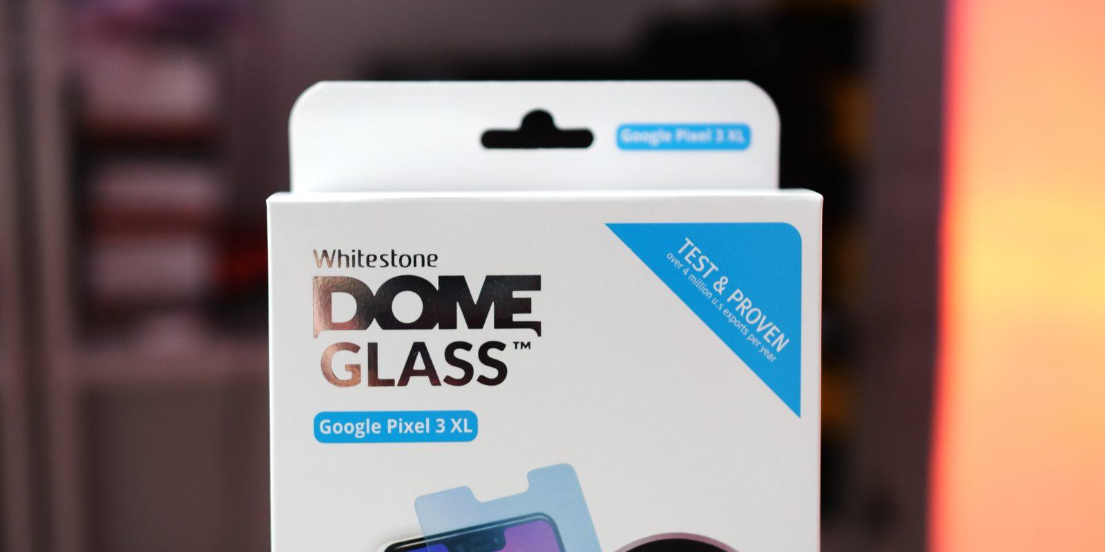 Whitestone Dome Glass include un rivestimento oleorepellente che molte opzioni più economiche semplicemente non includono. Ciò significa una superficie di vetro meravigliosamente liscia al tatto