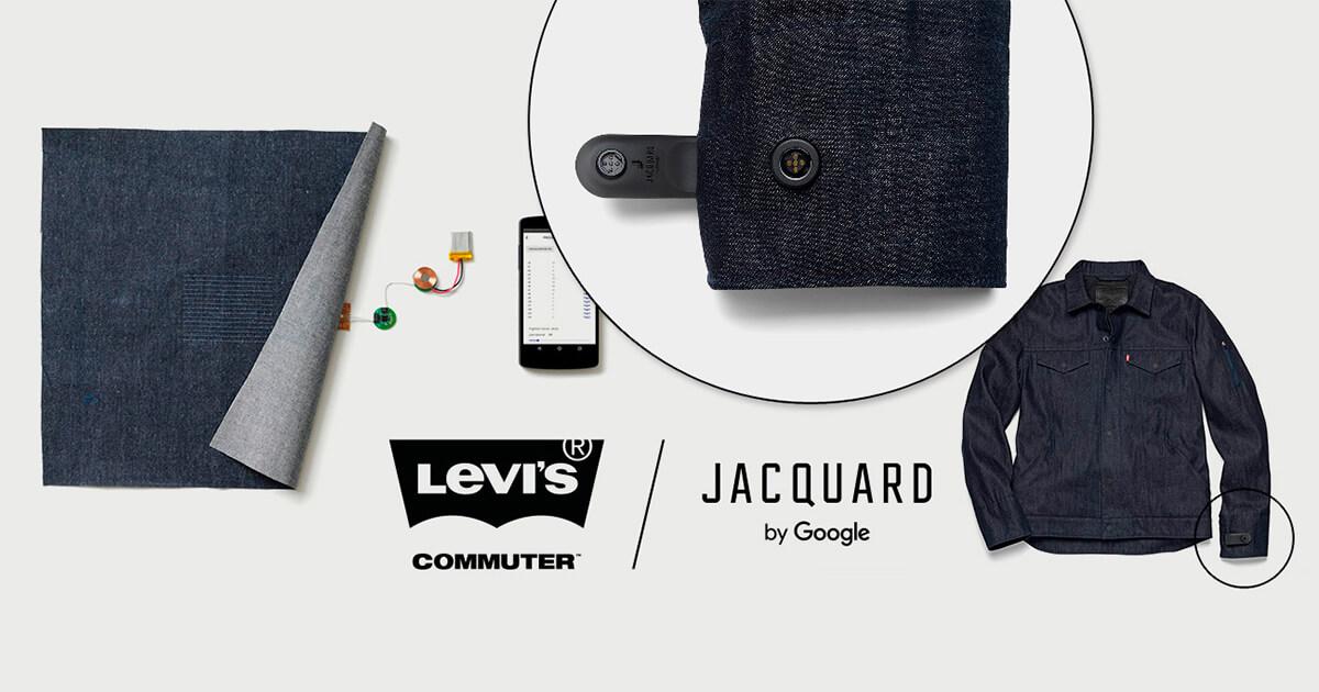La funzione, chiamata Sempre insieme , è un avviso automatico che si spegne se la giacca si allontana troppo dal telefono. Quando viene attivato, le notifiche si verificano su entrambe le estremità. Quindi, il tuo telefono riceverà una notifica e anche l'etichetta della manica della giacca lampeggerà e vibrerà.