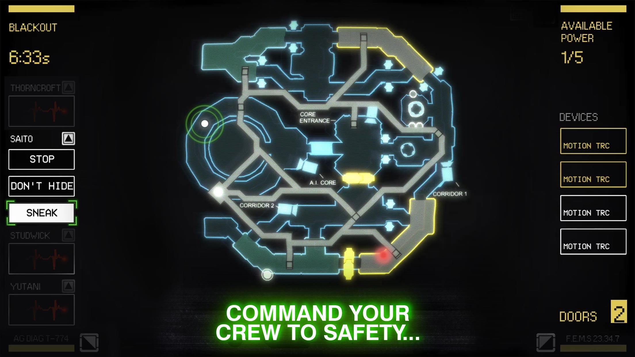 Alien : Blackout - Incontra la paura