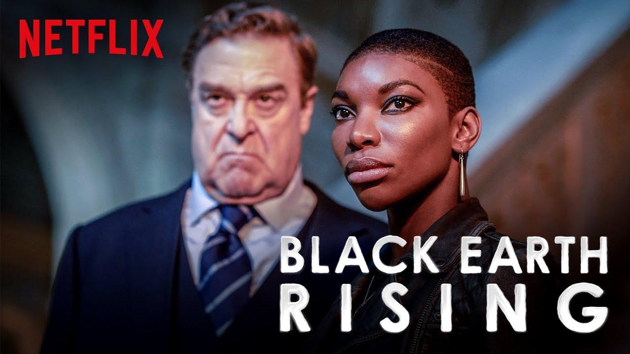 Black Earth Rising: la serie di Hugo Blick