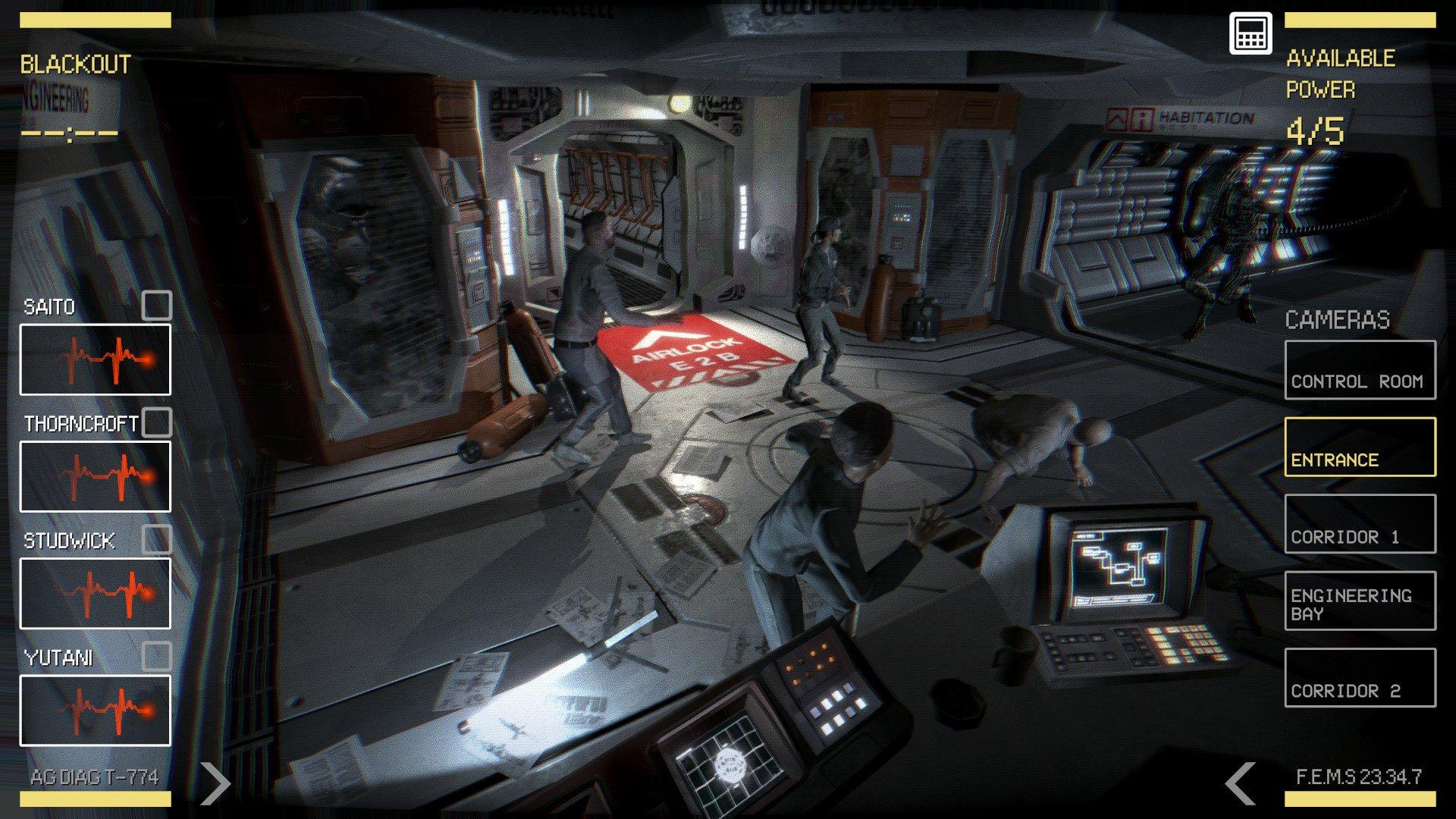 Alien: Blackout è un'orribile esperienza di gioco mobile horror che metterà alla prova i nervi interni di entrambi i fan di Alien e horror, dove la vita può finire in un istante.